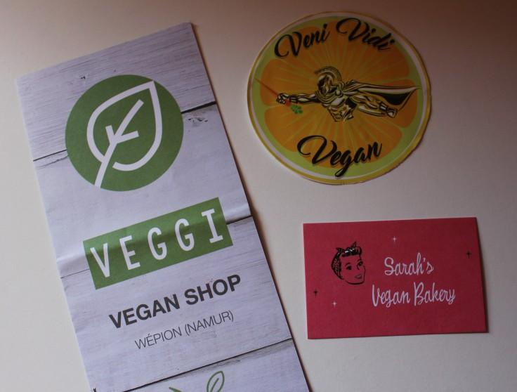 Veni Vidi Vegan - snack vegan à Charleroi (1)