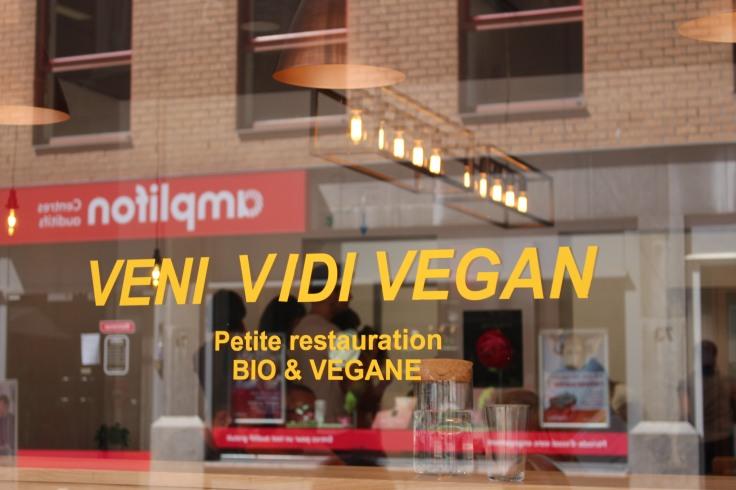 Veni Vidi Vegan - snack vegan à Charleroi (8)