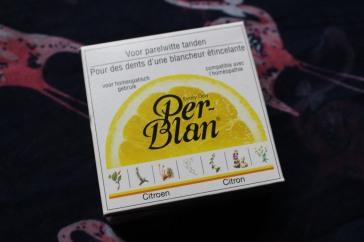 Dentifrice en poudre Per Blan (1)