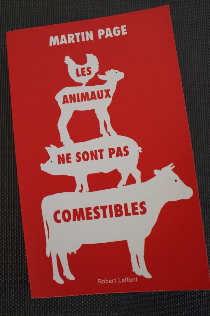 Martin Page - Les animaux ne sont pas comestibles (1)