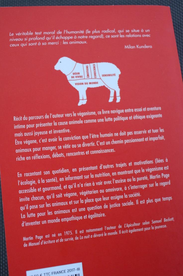 Martin Page - Les animaux ne sont pas comestibles (2)
